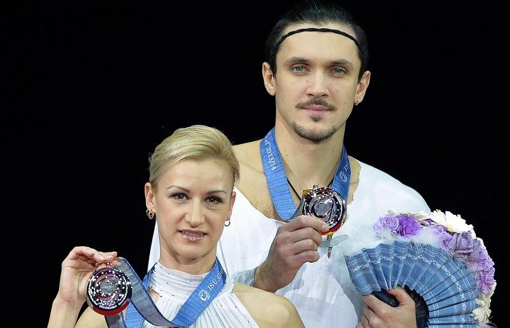 Tatyana Volosozhar and Maxim Trankov