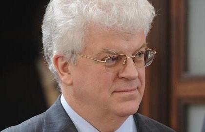 Permanent Representative of Russia at the EU Vladimir Chizhov