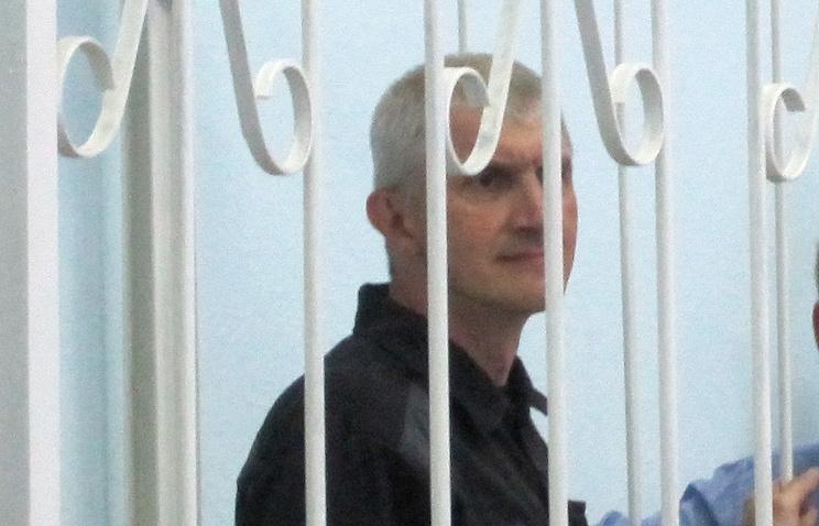 Former director of the MENATEP company Platon Lebedev