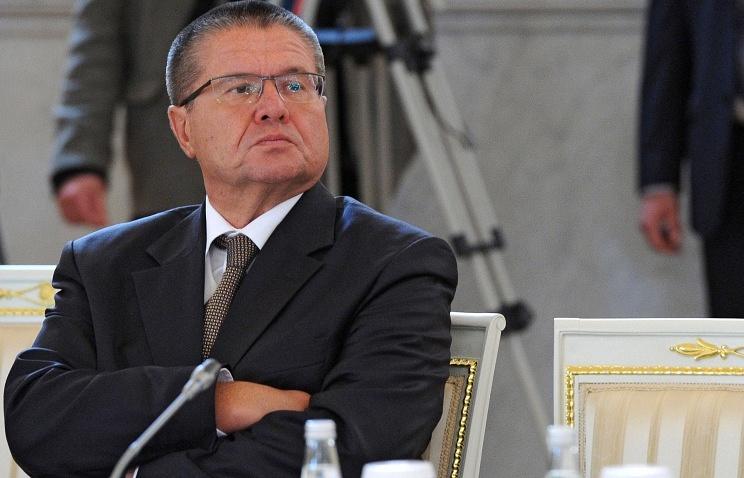 Russia's Economic Development Minister Alexey Ulyukaev