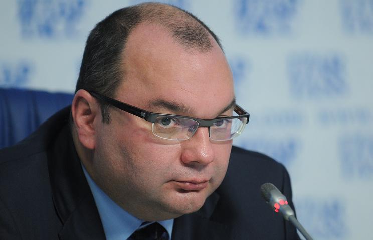 Itar-Tass Director-General Sergei Mikhailov