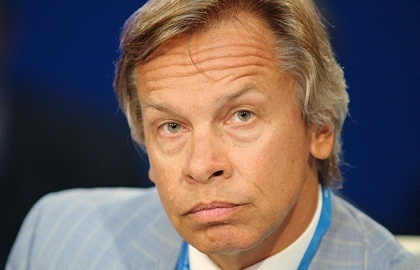 Head of the State Duma's International Affairs Committee Alexei Pushkov