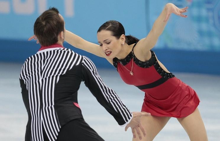 Ksenia Stolbova and Fyodrov Klimov