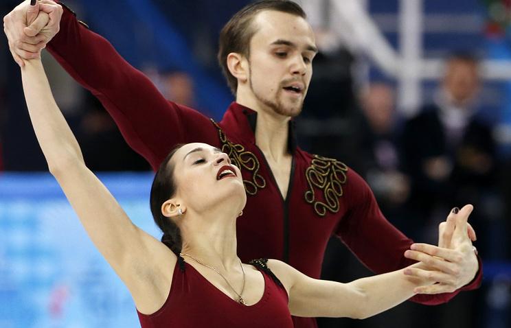 Ksenia Stolbova and Fedor Klimov