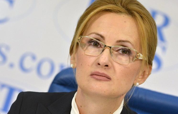 Irina Yarovaya