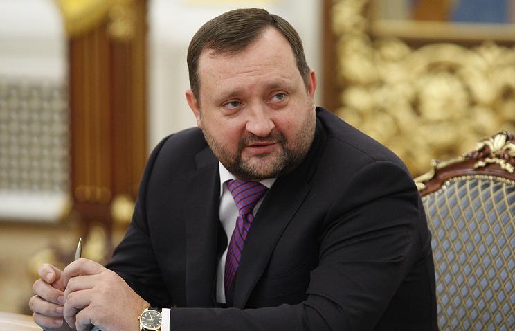 Acting Prime Minister Sergei Arbuzov