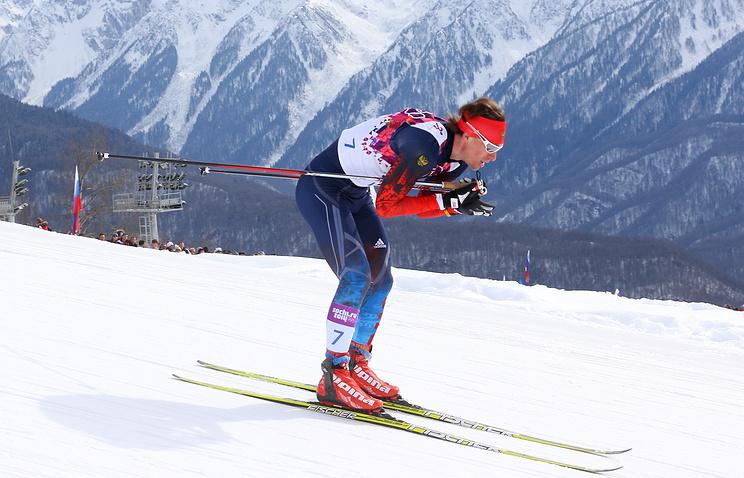 Russian skier Maxim Vylegzhanin