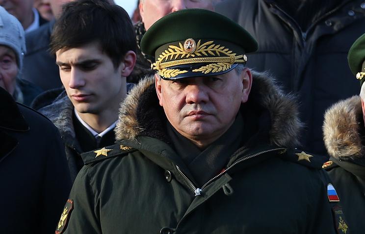 Sergei Shoigu (archive)