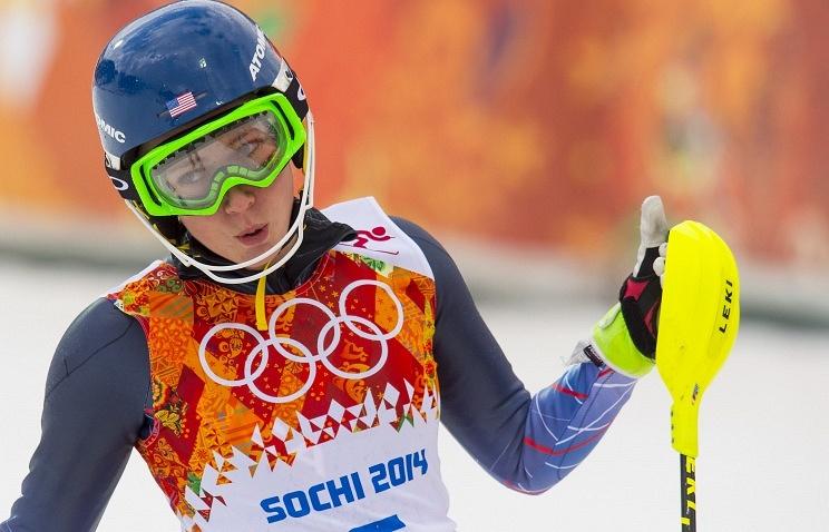 US skier Mikaela Shiffrin