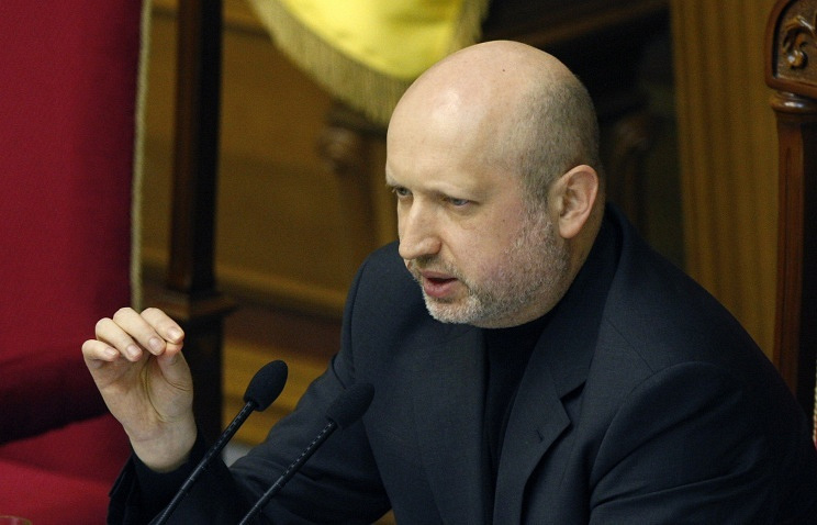 Aleksandr Turchinov