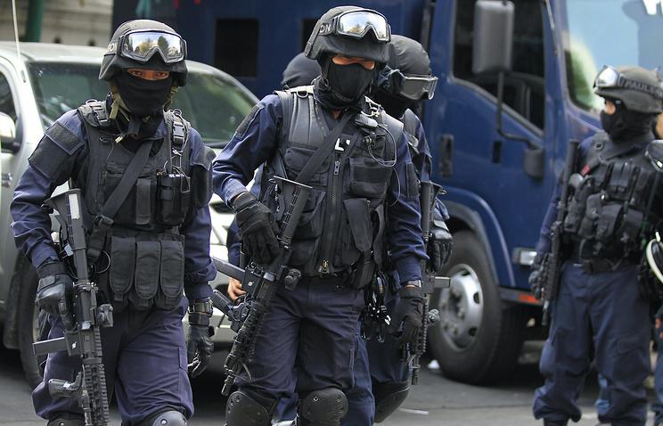 Thai police (archive)