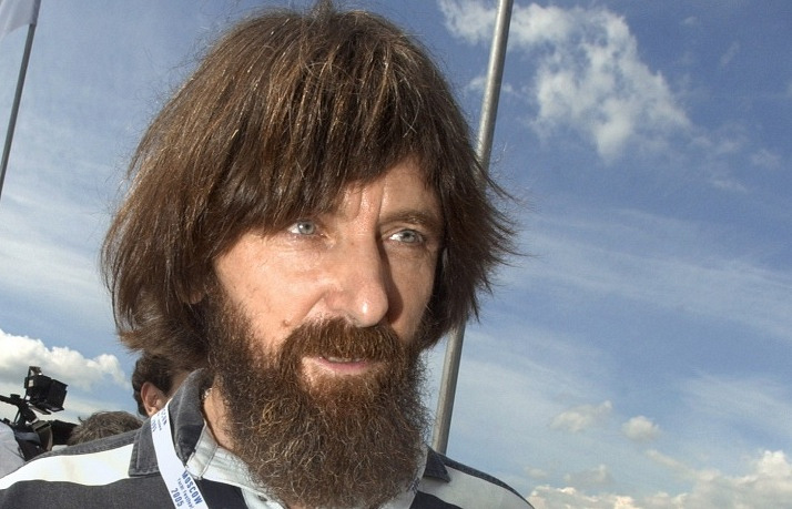 Russian traveller Fyodor Konyukhov