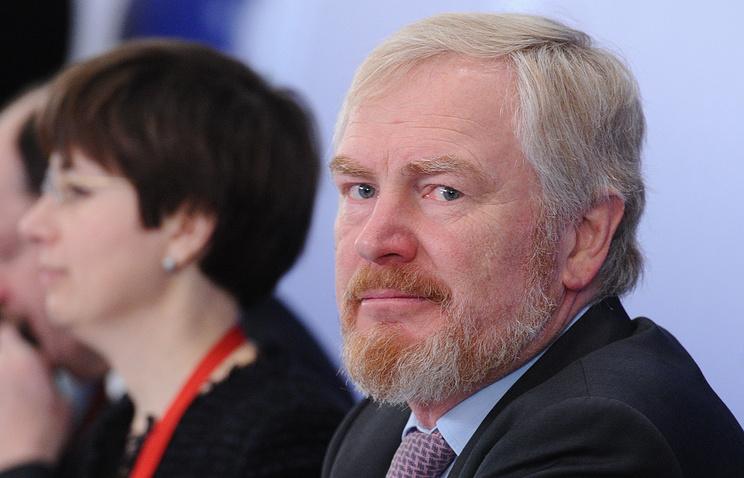 Deputy Finance Minister Sergei Storchak