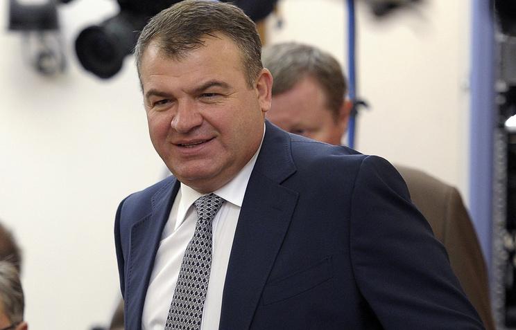 Anatoly Serdyukov (archive)