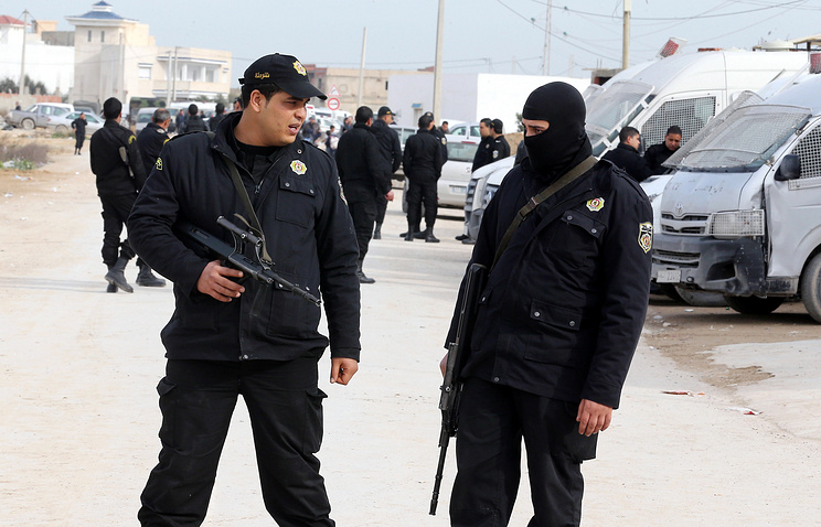 Tunisian soldiers (archive)