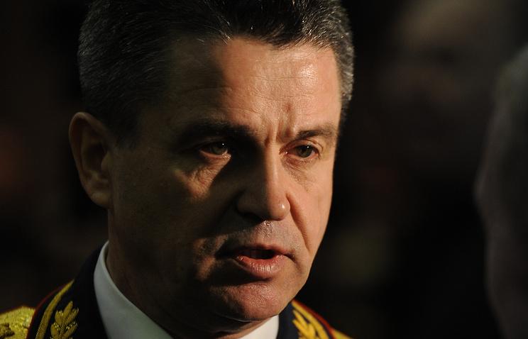 Spokesperson for the Russian Investigative Committee Vladimir Markin