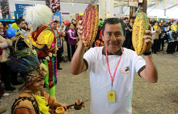 PERU ECONOMY GASTRONOMY TOURISM