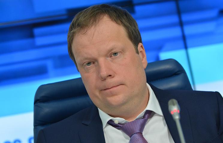 Deputy Secretary of Russian Public Chamber Vladislav Grib