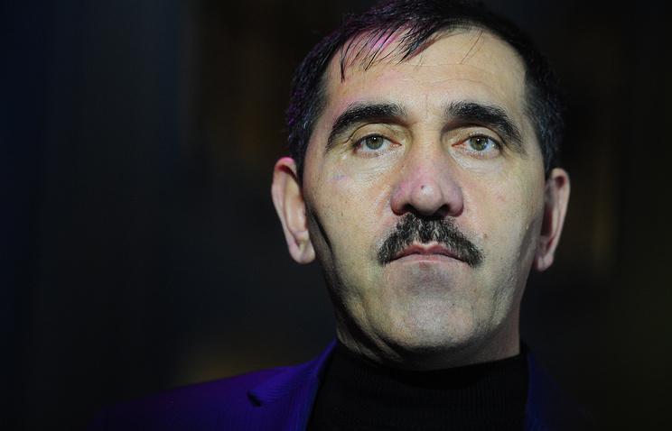 Yunus-Bek Yevkurov