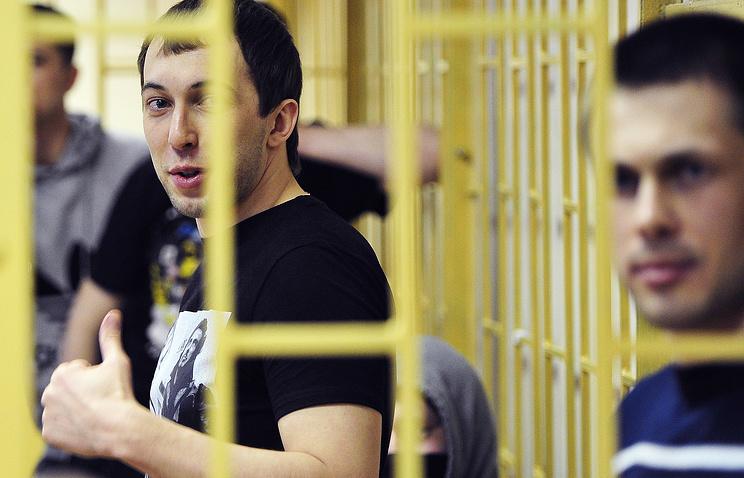 Roman Savchenko, Vadim Kovtun (archive)