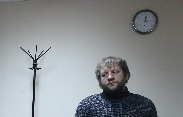 Alexander Yemelyanenko