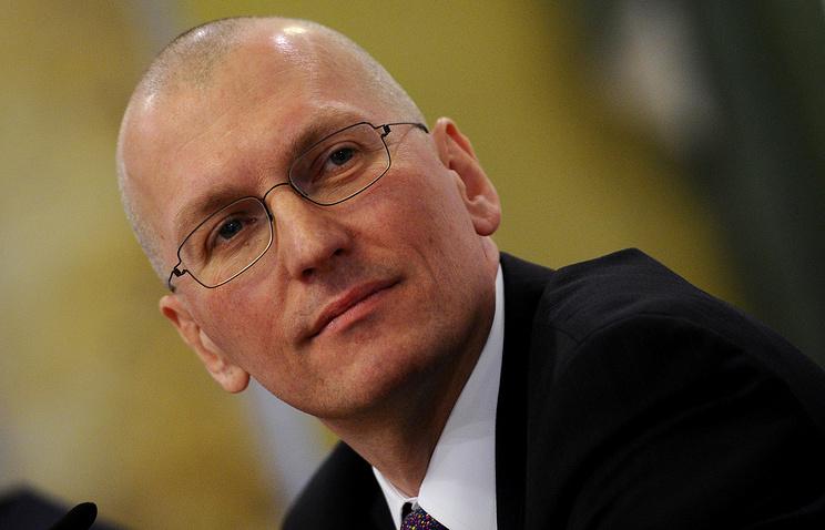 MasterCard Russia Director General Ilya Ryabiy