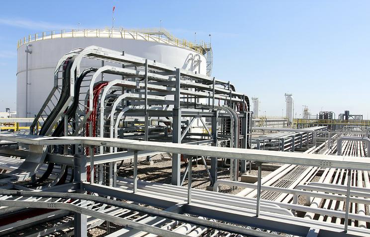 Oil pipelines in Iraq (archive)