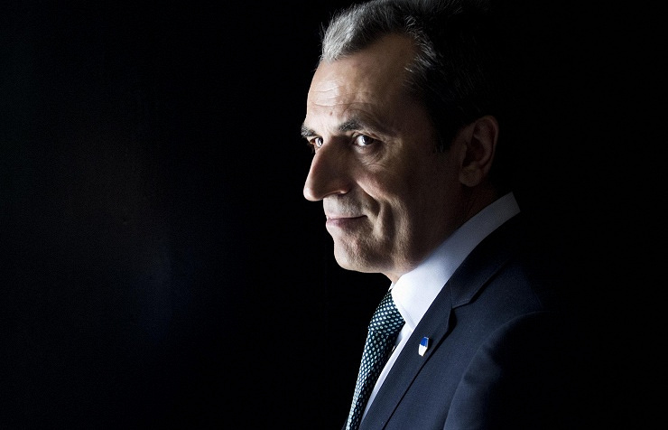 Bulgarian Prime Minister Plamen Oresharrski