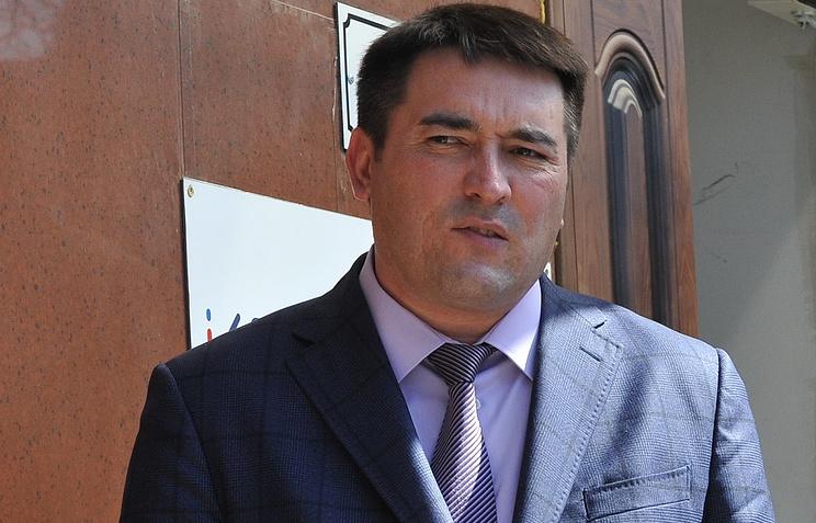 Rustam Temirgaliyev