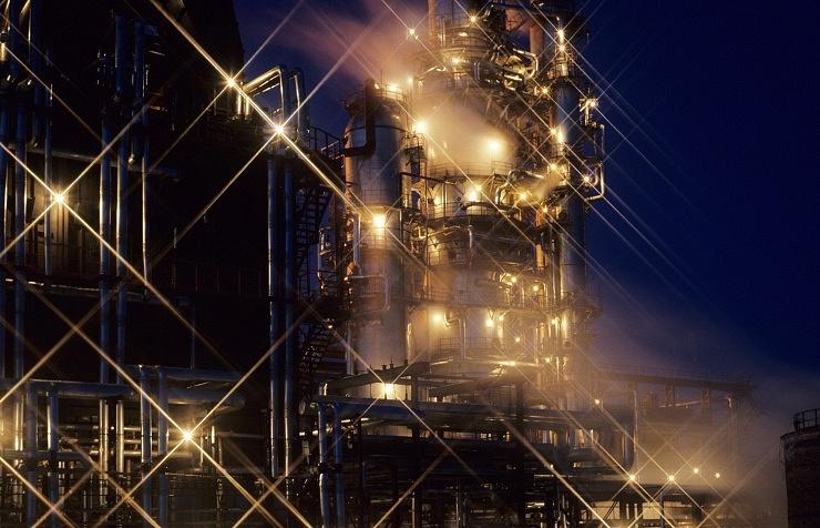 Achinsk Oil Refinery. Archive