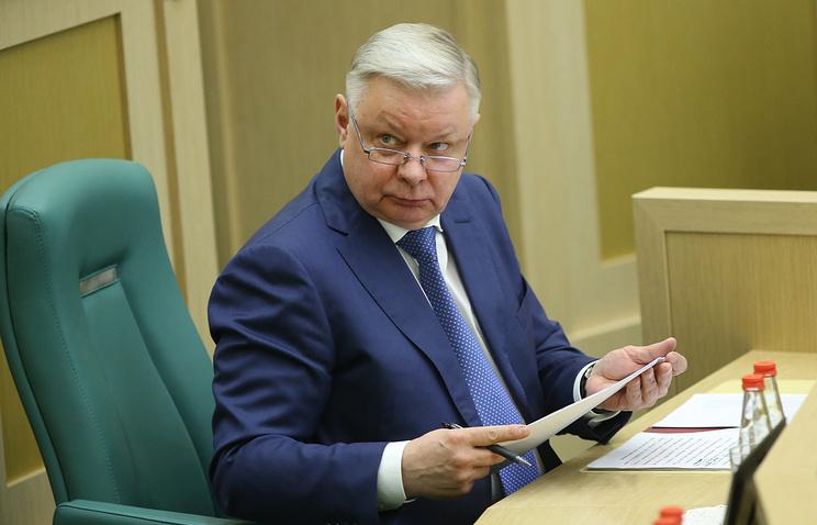FMS Director Konstantin Romodanovsky