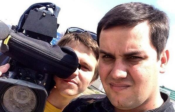 REN-TV journalists