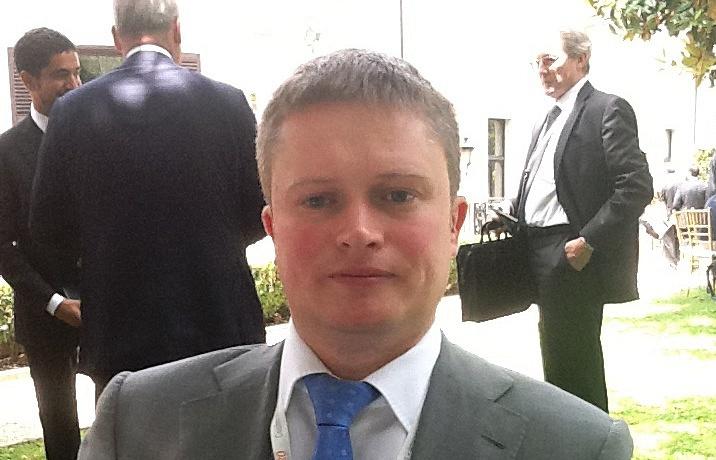 VEB Deputy President Aleksandr Ivanov