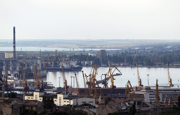 A view of Odessa (archive)