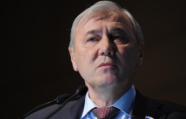 Deputy Chairman of the Duma committee for financial market Anatoly Aksakov