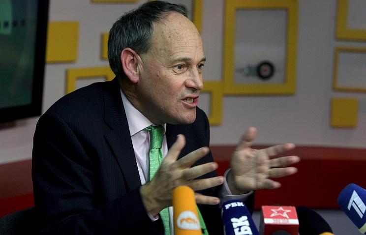 British Ambassador to Russia Tony Brenton
