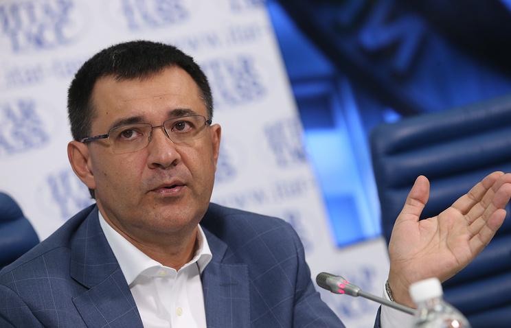 Russian lawmaker Valery Seleznyov