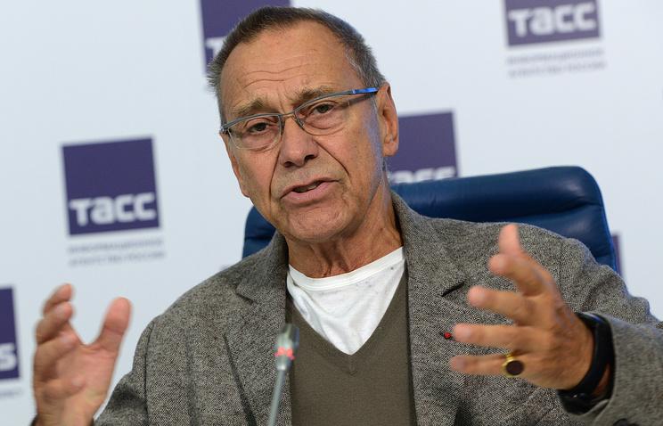 Russian director Andrey Konchalovsky