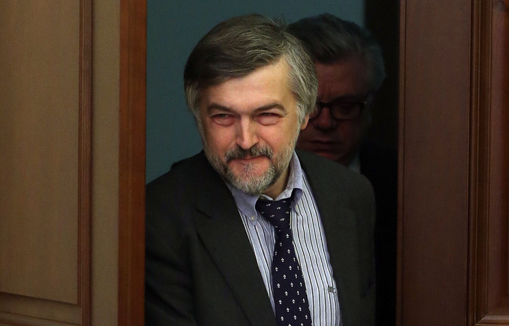 Deputy chairman of Russian state corporation Vnesheconombank Andrey Klepach