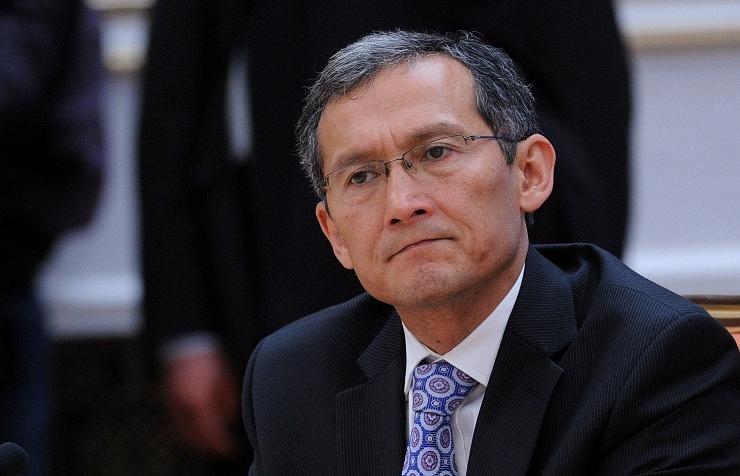 Kyrgyz Prime Minister Dzhoomart Otorbayev