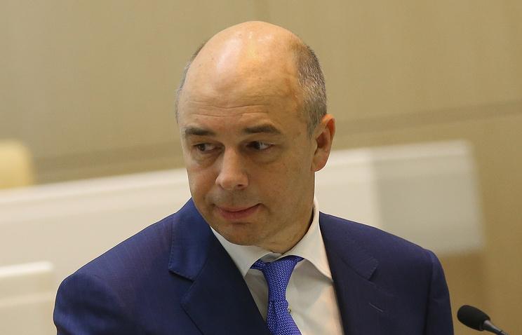 Anton Siluanov