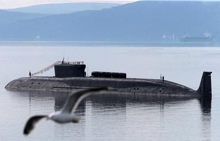 Yuriy Dolgoruky submarine