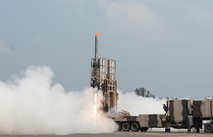 India's long range sub-sonic cruise missile 'Nirbhay'