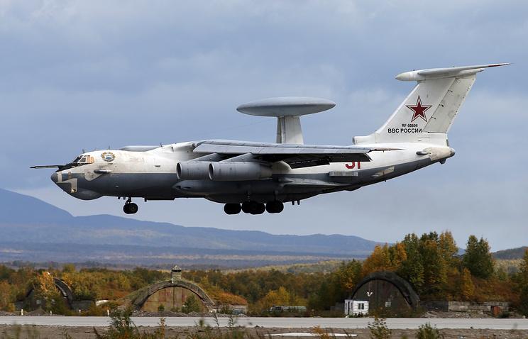 A-50 plane (archive)