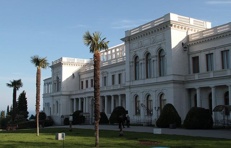 Livadia Palace in Crimea