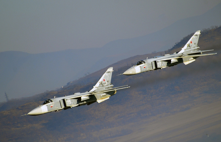 Su-24 warpalnes