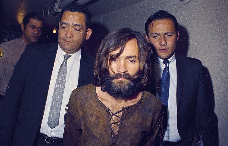Charles Manson, 1969