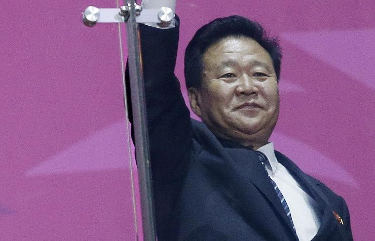 Choe Ryong-hae