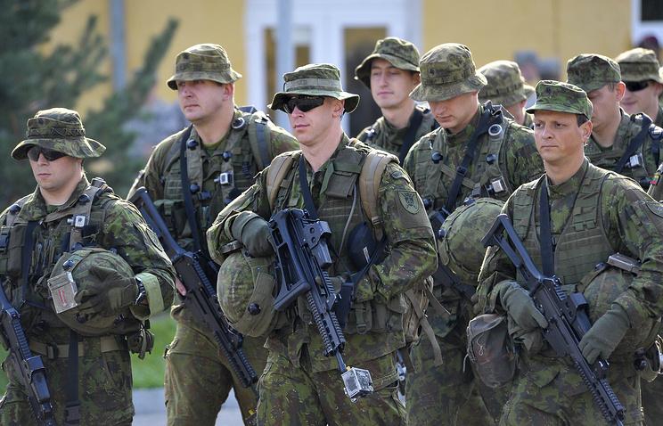 NATO military exercises in Ukraine (archive)