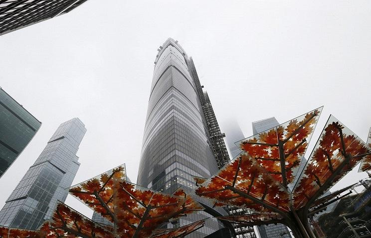 Moscow's skyscraper